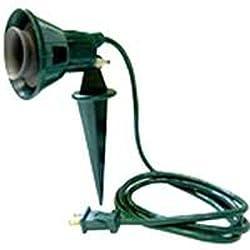 Floodlight Kit Green 18/2 Cord