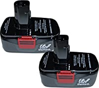 Craftsman 973222830 Drill Replacement 14.4V Battery (2 Pack) # 982151001