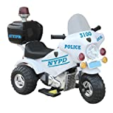 NYPD-Motorbike-Battery-Powered-Motorcycle