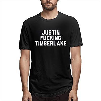 Youkang JustinFuckingTimberlake T Shirt for Man Tees