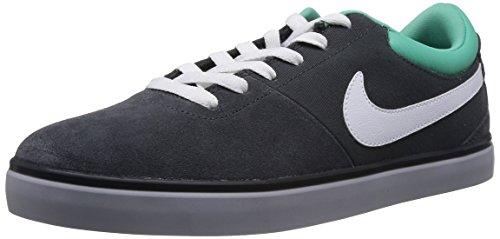 (Nike SB rabona LR Mens Trainers 641747 Sneakers Shoes (UK 8 US 9 EU 42.5, Anthracite White Crystal Mint 013))