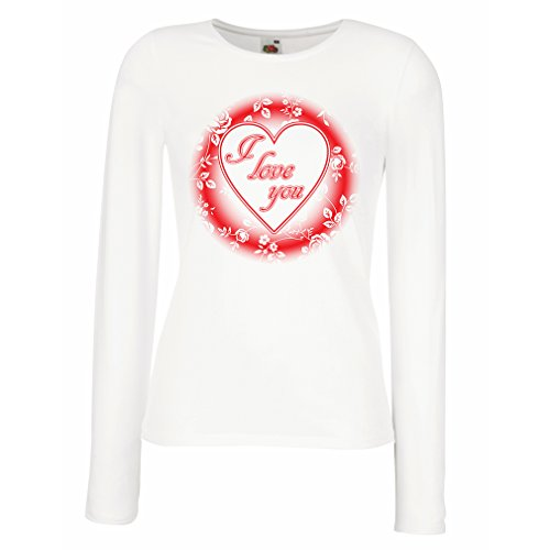 Sexy Valentines Day Outfit (T shirts for women Long sleeve