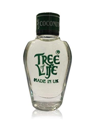 NUOVO ALBERO DELLA VITA Cocco Profumo in OLIO AROMA FRAGRANZA CORPO BAGNO BRUCIA prodotto nel Regno Unito Tree Of Life