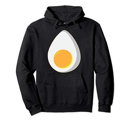 Devilled Egg Costume Hoodie | Cool Boiled Egg Hoodie Gift