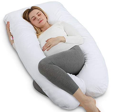 Leachco Back N Belly Contoured Body Pillow - Meiz 55