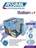 italian actors - Assimil Super Pack: Italian with Ease - Assimil (Italian Edition)