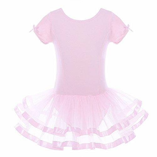 mesh ballet dress - 7