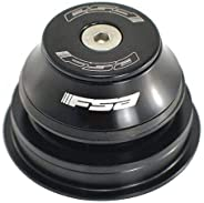 FSA No.57-1 Orbit 1.5 ZS 1-1/8Inches Tapered Headset OD 50/62mm with Top Cap, XTE1667