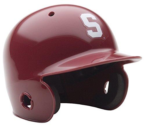 STANFORD CARDINAL NCAA Schutt Authentic MINI Baseball Batter's / Batting (Authentic Mini Batting Helmet)