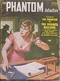img - for THE PHANTOM DETECTIVE: Spring 1952 (