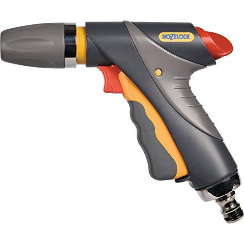 Hozelock 2692 0000 Jet Pro Spray Gun, Grey/Yellow, 16x10x8 cm
