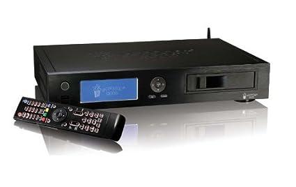 Popcorn Hour C-200 Negro reproductor multimedia y grabador de sonido - Reproductor/sintonizador