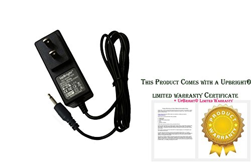 - UPBRIGHT 3.5mm Male Tip Global New AC/DC Adapter for CUI Stack DPD090050-P1 DV-9500 Power Supply Cord Cable PS Wall Home Charger Mains PSU (with 3.5mm Male Plug Tip)