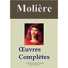 Molière : Oeuvres complètes et annexes - 45 titres (Nouvelle édition enrichie) (French Edition)