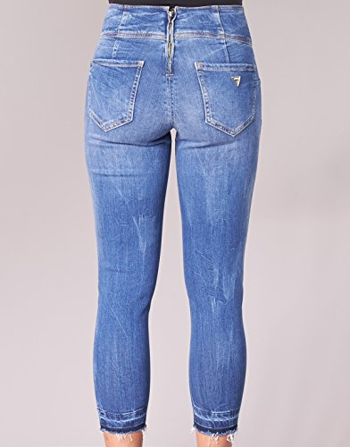 Blau Hight Curve Capri X Guess IwaPq