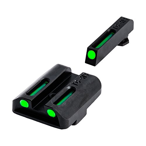 TRUGLO TFO Handgun Sight Set - Glock High