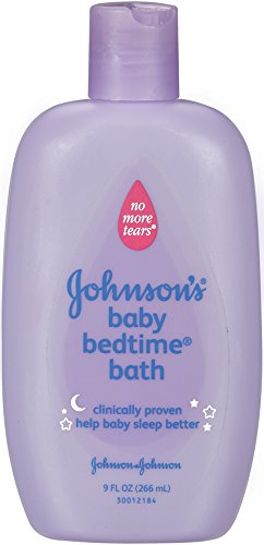 Johnson's Baby Bedtime Bath, 9 Fluid Ounce (Pack of 6)