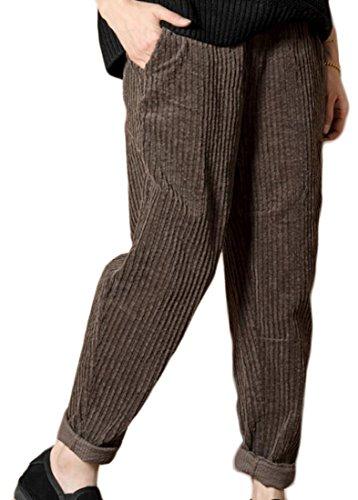 Colored Corduroy Pants - 6