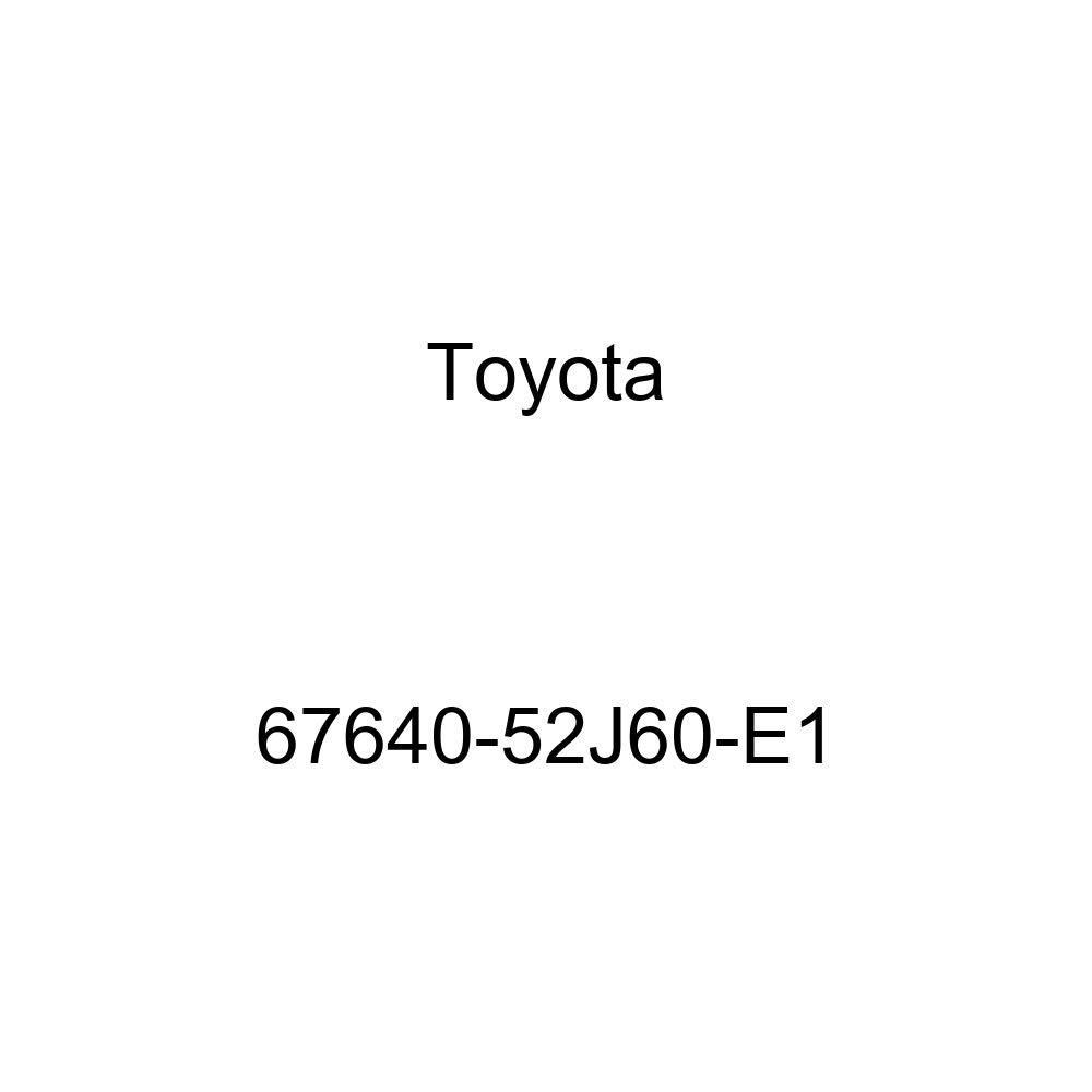 Genuine Toyota 67640-52J60-E1 Door Trim Board