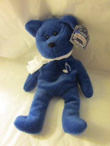 "Limited Treasures Premier Edition ELVIS Blue 10"" Beanie Plush"