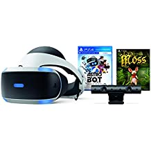 Playstation VR Kit Astro Bot + Moss - Playstation 4