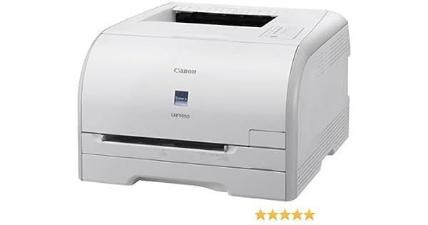 Canon i-Sensys LBP5050 - Impresora láser Color (12 ipm): Amazon.es ...
