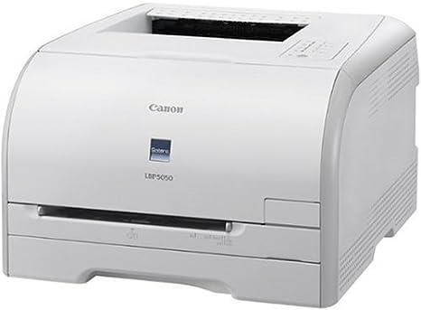 Canon i-Sensys LBP5050 - Impresora láser Color (12 ipm)