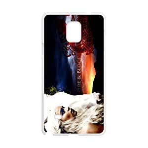 Game Of Thrones Plastic Protective Case Slim Fit For SamSung Galaxy Note 4