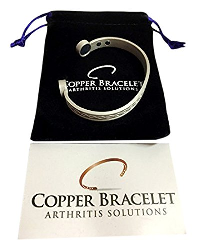 Copper Bracelet Arthritis Magnetic Powerful