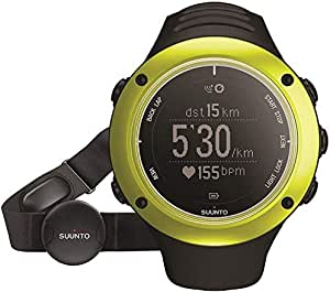 Suunto For Men Ambt2 S Integrated GPS Watch -SS020133000
