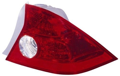 5 Honda Civic Rear Tail Light Assembly Replacement/Lens/Cover - Right (Passenger) Side - (2 Door; Coupe) 33501-S5P-A11 HO2801155 (Rear Quarter Panel Standard Coupe)