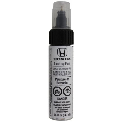 Honda Genuine (08703-YR574MAH-PN) Touch-Up Paint, Bold Beige Metallic, Color Code: YR574M,0.5 FL OZ