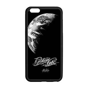Custom Parkway Drive Round Moon Phone Case Laser Technology for iphone 6 4.7 Designed by HnW Accessories