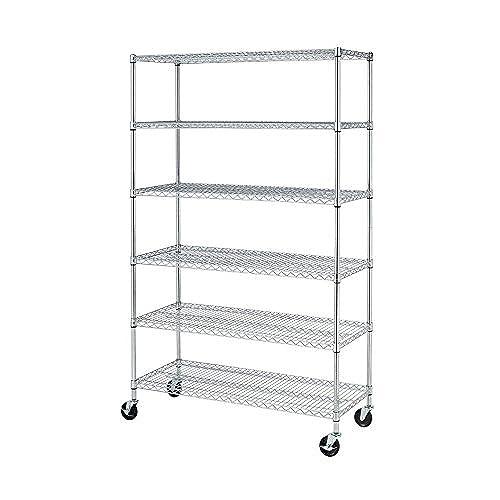 Wire Storage Racks and Shelving: Amazon.com