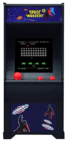 - Tiny Arcade Space Invaders Miniature Arcade Game