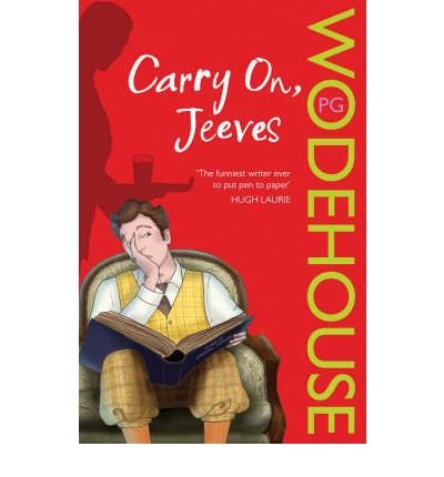 Carry on, Jeeves: (Jeeves & Wooster) (Jeeves & Wooster) (Paperback) - Common