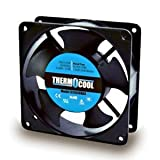 "Thermocool Axial Cooling Fan 110V 72CFM 4.72"" X 4.72"""