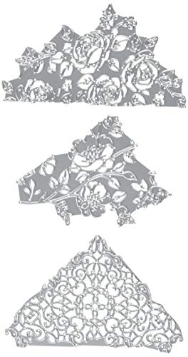 Sizzix Thinlits Die Set 3PK - Mixed Media -
