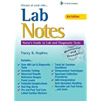 LabNotes: Nurses' Guide to Lab & Diagnostic Tests