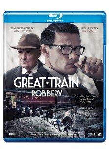 BLU RAY - The Great Train Robbery - BBC