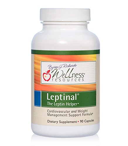 Leptinal - The Leptin Helper - Natural Supplement for Weight Management (90 Capsules) by Wellness Resources