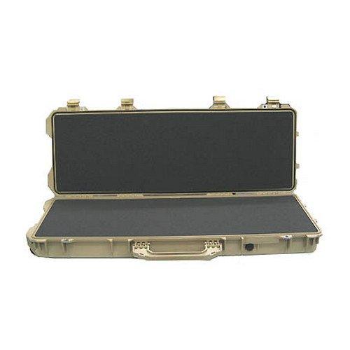 Pelican 1720 Rifle Case With Foam (Desert ()