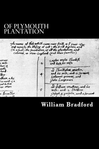 Of Plymouth Plantation pdf epub