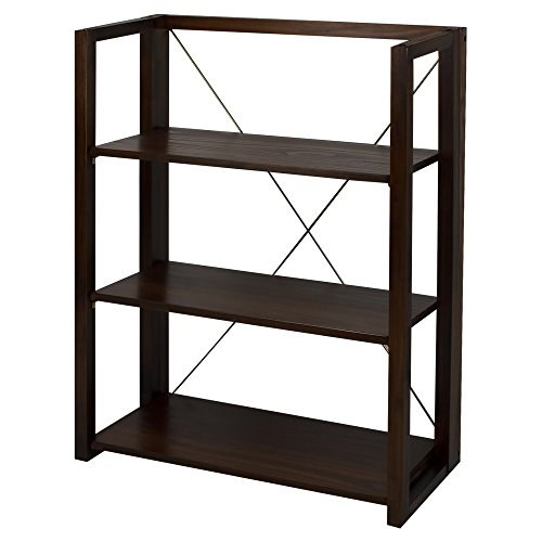 Casual Home 333-34 Cityscape Folding/Stacking Bookcase