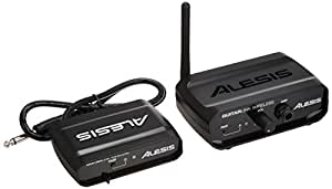 Amazon Com Alesis Guitar Link Wireless Portable System