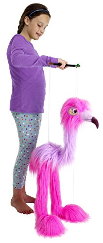 The Puppet Company Marionette Giant Birds Flamingo