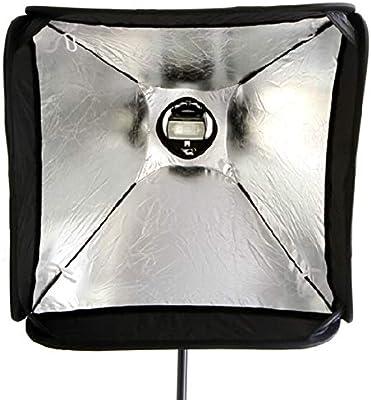 WQYRLJ Caja De Luz De Flash 40X40 Cm Reflector Difusor para La ...