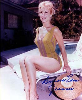 BARBARA EDEN (I Dream of Jeannie) 8x10 Celebrity Photo Signed In-Person