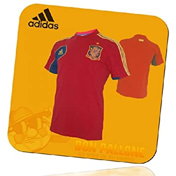 adidas España té/FEF Furia Roja Spain – Camiseta para hombre