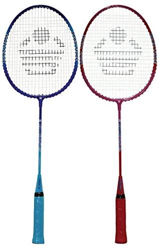 Cosco Junior Aluminum Badminton Racquet  Assorted, CB 80